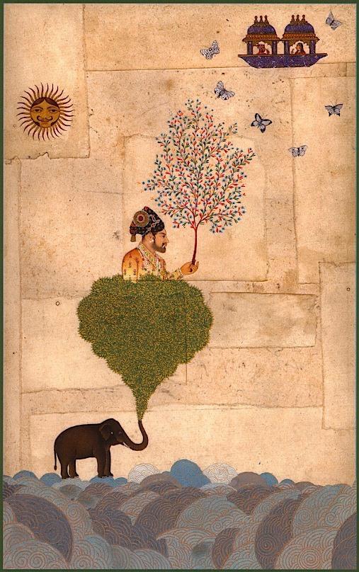 Riyaz Udin, miniature painting