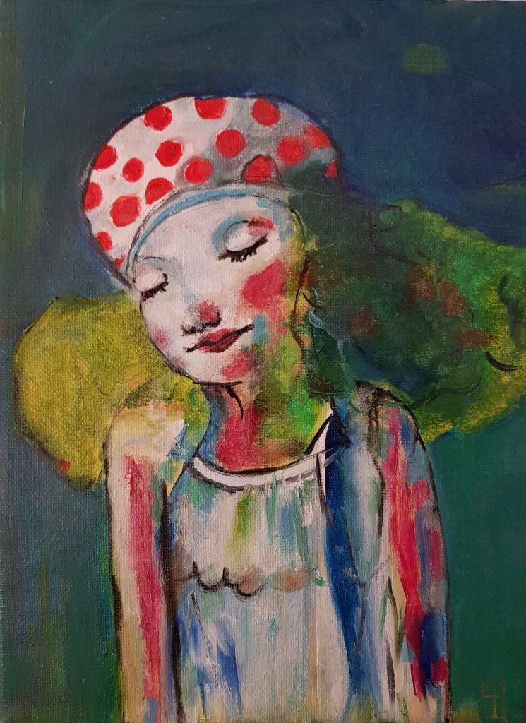 pienture : Isabelle Milan