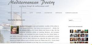 mediterranean poetry