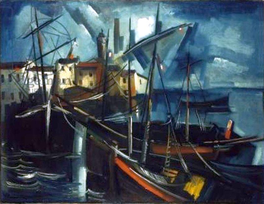 port-de-cassis-vlaminck-1917
